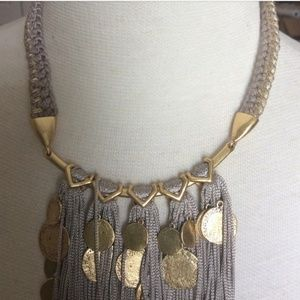 Stella & Dot Jewelry - Stella & Dot Samar fringe necklace. NWT in box